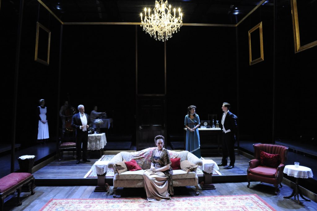 An Inspector Calls (Photo by Dale Peterson)