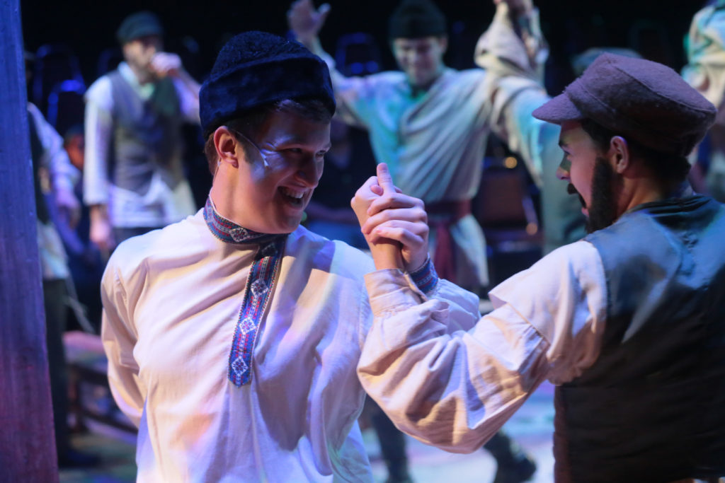 Fiddler on the Roof (Arkansas Shakespeare Theatre 2015)