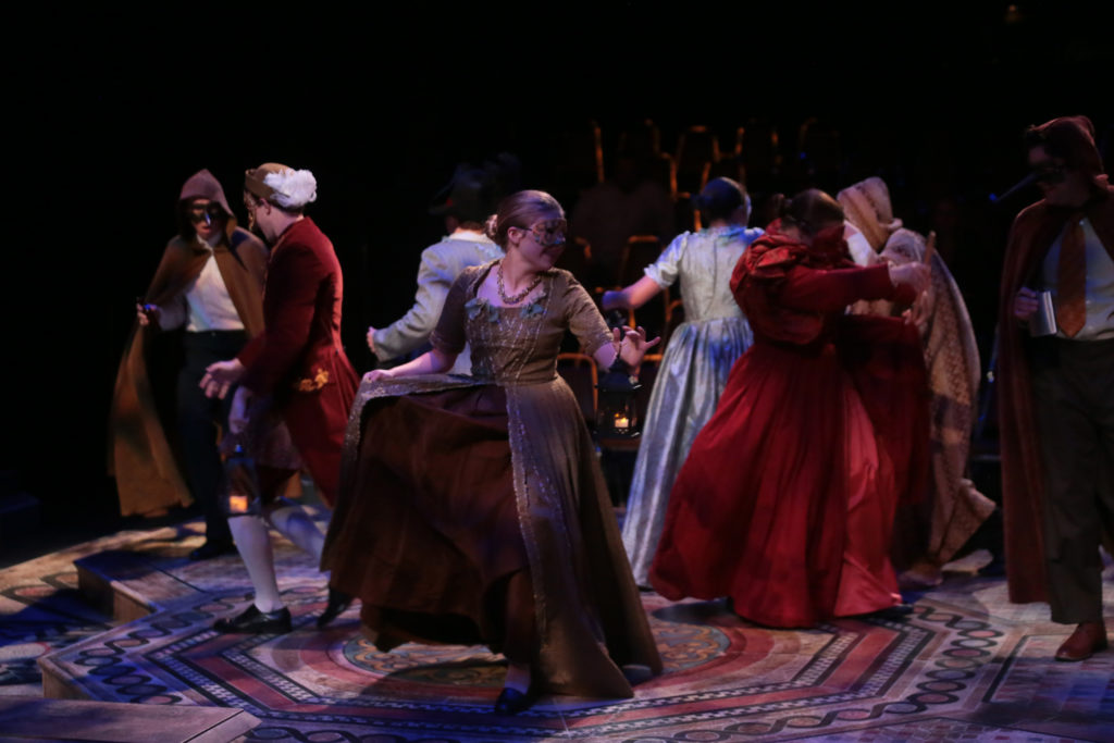Merchant of Venice (Arkansas Shakespeare Theatre 2015)