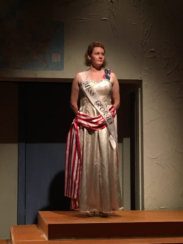 McKenna Twedt as Katherine, The Taming.